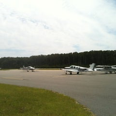 Photo taken at Wright Memorial Pilot's Facility by Eric C. on 6/24/2012