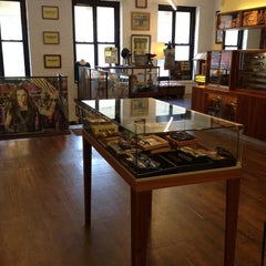 Photo taken at Moscot by Manuel B. on 5/29/2012