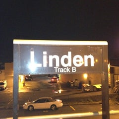 Photo taken at NJT - Linden Station (NEC/NJCL) by 4⃣Leonidas™ on 9/3/2012