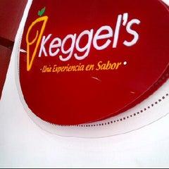 Photo taken at Keggel's Chuao by Carlos G. on 3/16/2012