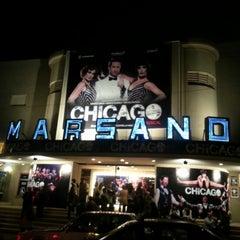 Photo taken at Teatro Marsano by Giancarlo B. on 9/6/2012