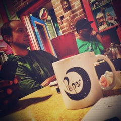Photo taken at Papermoon Diner by Josh F. on 6/2/2012