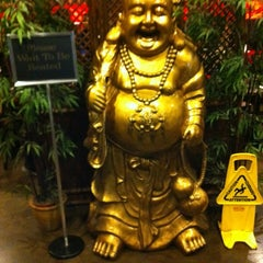 Photo taken at Chinese Buddha by Marvin O. on 4/28/2012