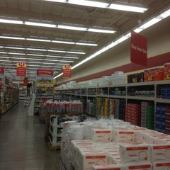 Photo taken at Smart & Final Extra! by David A. on 3/15/2012