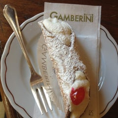 Photo taken at Café Pasticceria Gamberini by Massimo G. on 5/15/2012