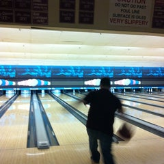 Photo taken at Del Rosa Lanes by Darren E. on 2/17/2012