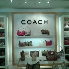 Photo taken at Coach Factory Outlet by Shannon J. on 8/4/2012