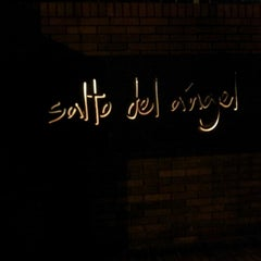 Photo taken at Salto del Ángel by Cesar L. on 6/29/2012