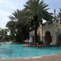 Photo taken at Hammock Beach Resort by Ellen P. on 7/1/2012