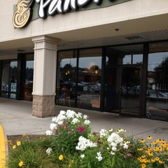 Photo taken at Panera Bread by Justin D. on 7/23/2012