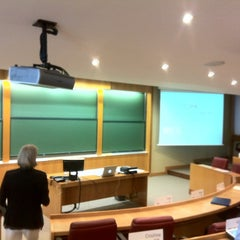 Photo taken at IESE Business School by Javi Z. on 6/13/2012