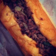 Photo taken at Ono's Philly Cheesesteak by Sean B. on 8/31/2012