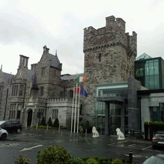 Photo taken at Clontarf Castle Hotel by Kocia on 4/3/2012