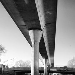 Photo taken at Van Wyck Expressway (I-678) by Armando C. on 2/26/2012
