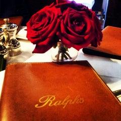 Photo taken at Ralph Lauren by Salem A. on 4/25/2012