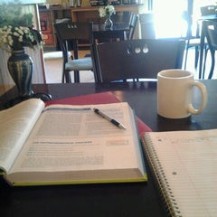 Photo taken at Cornerstone Coffeehouse by Michael D. on 8/30/2012