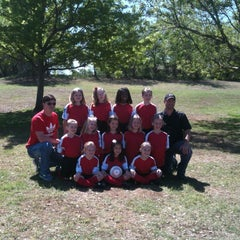 Photo taken at Green Valley Park by Andra D. on 3/24/2012
