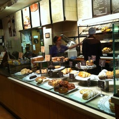 Photo taken at Panera Bread by Rosemarie M. on 5/6/2012