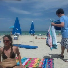 Photo taken at Loews Miami Beach Hotel by Walter on 7/1/2012