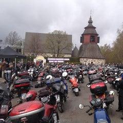 Photo taken at Liedon kirkko by Harri K. on 5/12/2012