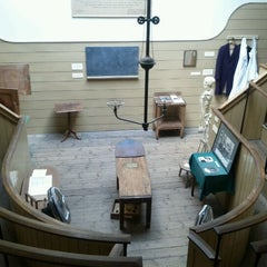 Photo taken at Old Operating Theatre Museum & Herb Garret by Maarten J. on 9/11/2011