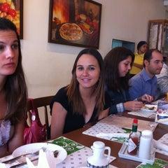 Photo taken at A Massaria by Tha A. on 1/3/2012