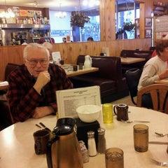 Photo taken at Hoagie's Restaurant by Steve A. on 2/4/2012