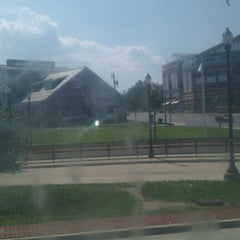 Photo taken at Frederick MARC Station by Eric B. on 9/13/2011
