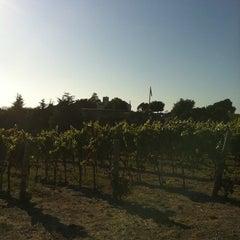 Photo taken at Laetitia Vineyard & Winery by Sara W. on 9/18/2011