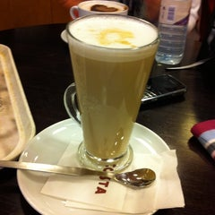 Photo taken at Costa Coffee by Athir on 2/26/2011