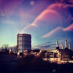 Photo taken at Queenstown Road by Florian S. on 2/23/2012