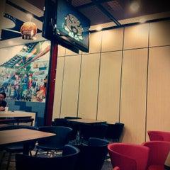 Photo taken at Lotteria Binh Tan by James N. on 11/28/2011