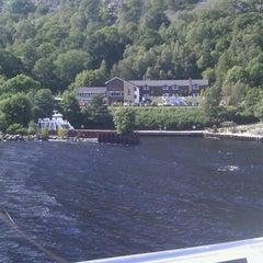 Photo taken at Jacobite Cruises by Matt B. on 8/18/2012