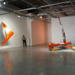 Photo taken at Museum of Contemporary Art by Natalia P. on 11/30/2011