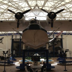 Photo taken at San Diego Air & Space Museum by Pablo S. on 4/11/2012