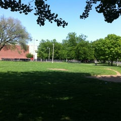Photo taken at Hiawatha Park Playground by David L. on 5/14/2012