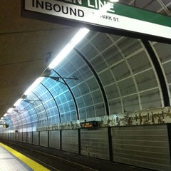 Photo taken at MBTA North Station by Paul H. on 2/14/2012