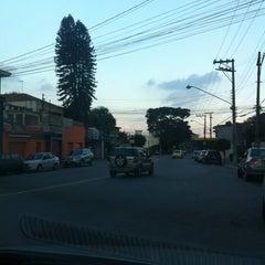 Photo taken at Avenida Santa Inês by Bruno B. on 5/6/2012