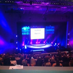 Photo taken at Clyde Auditorium by Roz D. on 6/11/2012