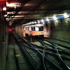 Photo taken at 7th St/Metro Center (Julian Dixon) Metro Station by RS70 on 6/4/2012