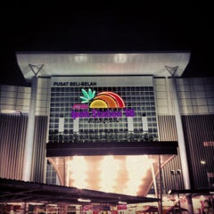 Photo taken at AEON Ipoh Station 18 Shopping Centre by Rais R. on 4/25/2012