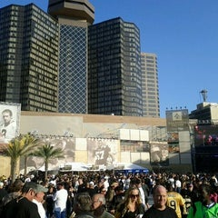 Photo taken at Champions Square by Adam S. on 10/23/2011