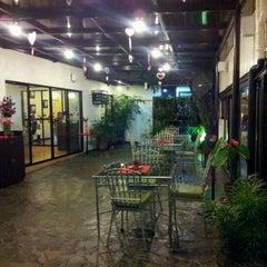 Photo taken at Maimee's Garden Café by J U. on 1/22/2012