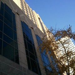 Photo taken at Hilton Charlotte Center City by Russell D. on 11/11/2011