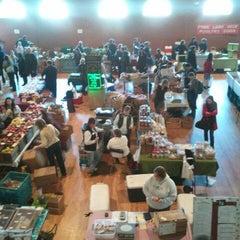 Photo taken at Somerville Winter Farmers Market by Raul B. on 12/3/2011