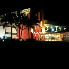 Photo taken at Marina Island by adzrex on 1/7/2012