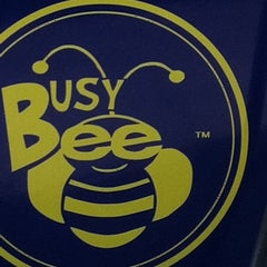 Photo taken at Busy Bee by Jessica D. on 10/17/2011