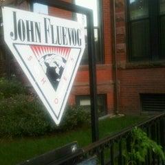 Photo taken at John Fluevog Shoes by Julie H. on 9/26/2011