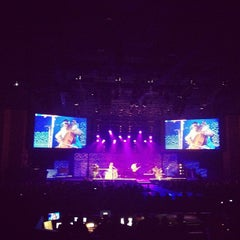 Photo taken at Mariners Church by Kyle D. on 4/19/2012