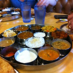 Photo taken at Dosai Place by Gloria C. on 9/2/2011